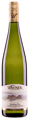 Riesling Dry - Caywood East - 2012